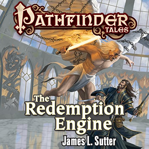 The Redemption Engine audiobook cover art