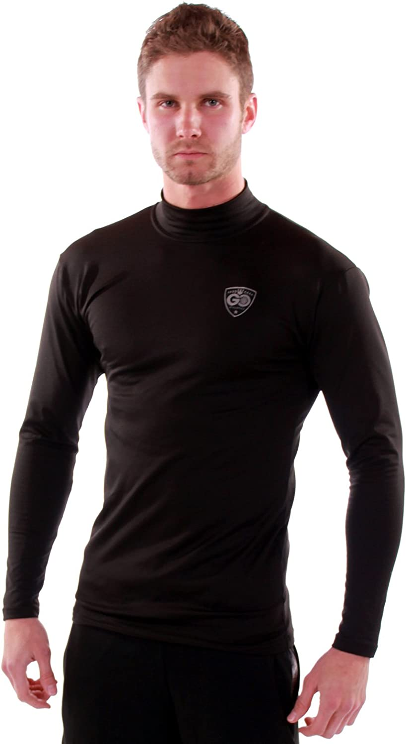 Go Athletic famous Outstanding Apparel Men's Long Sleeve Thermal fo Shirt Underwear