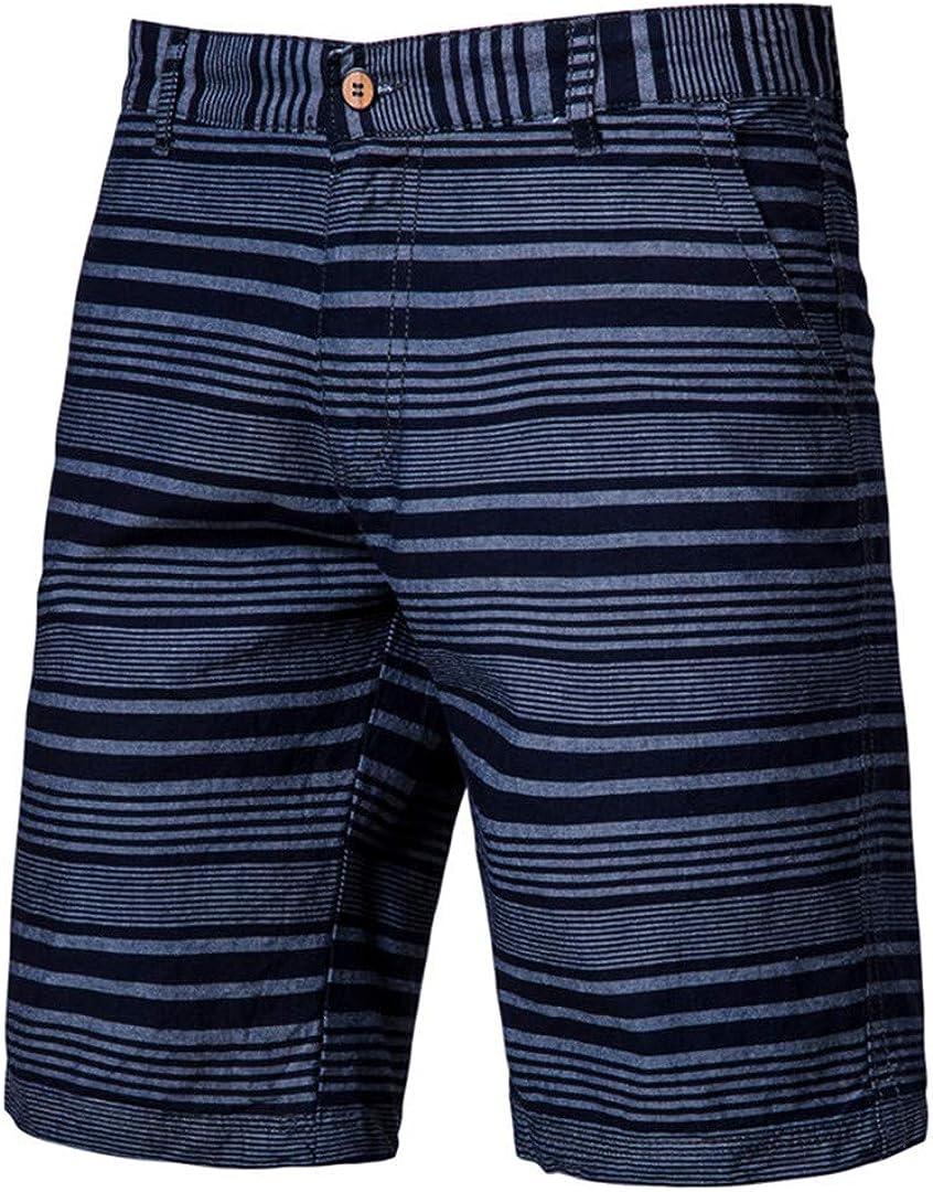 R-Hansets Men 100% Cotton Fitness Shorts Shorts Fashion Causal Short Pants
