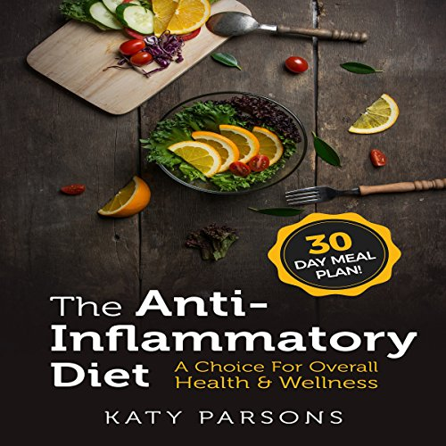 The Anti-Inflammatory Diet audiobook cover art