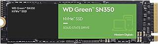 WESTERNDIGITAL ウエスタンデジタル 内蔵SSD 480GB WD Green SN350 M.2-2280 NVMe WDS480G2G0C-EC【国内正規代理店品】