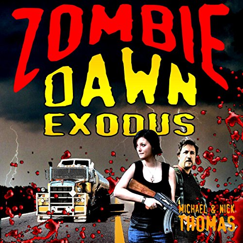 Zombie Dawn Exodus cover art