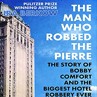 The Man Who Robbed the Pierre cover art