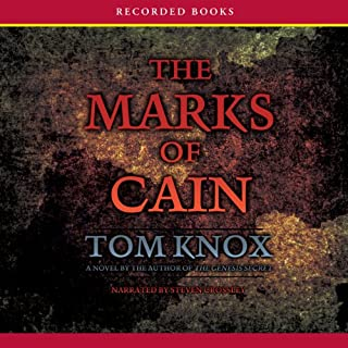 The Marks of Cain audiobook cover art