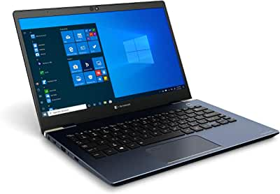 Dynabook Announces World's Lightest 13.3-inch Laptop With 10th Gen Intel Core Processors - Portégé X30L-G