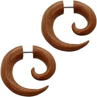 Amazon.es: piercing falsos oreja - tumundo