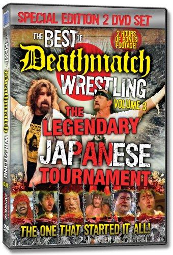 Best of Deathmatch Wrestling 3: Japan [DVD] [Import]