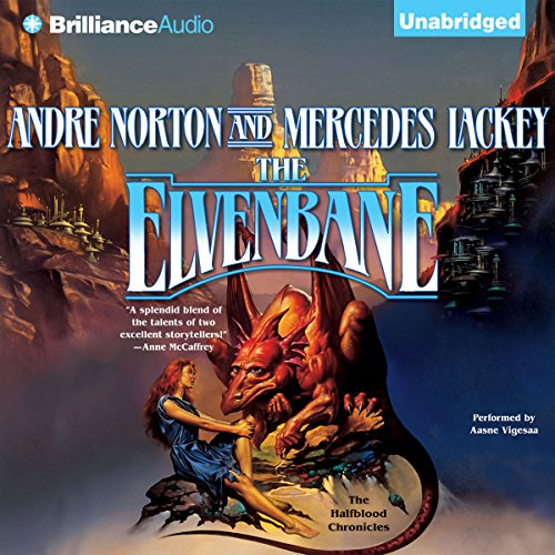 The Elvenbane cover art