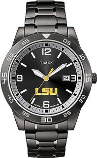 c10b6edaa03f Timex LSU Tigers Louisiana State Men s Black Acclaim Watch