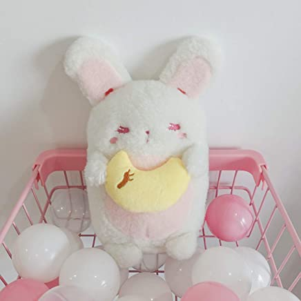 ZSFR Toys Cute Rabbit Plusstuffy Rabbit Pillow Gives Girls Gifts 30Cm