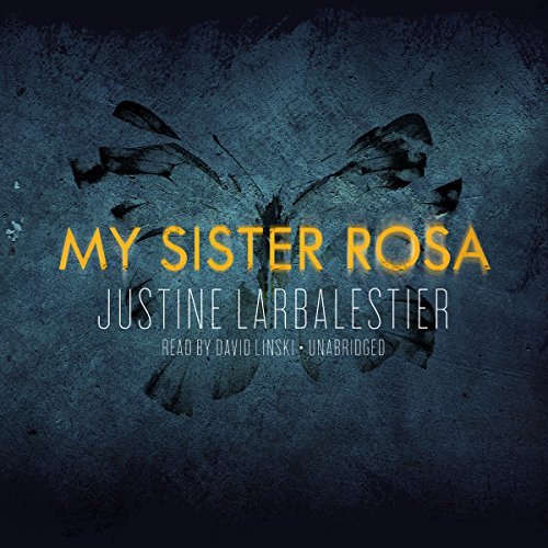 My Sister Rosa audiobook cover art