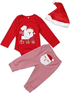 Best newborn baby santa outfit Reviews