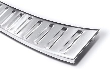 Tuning-Art L356 Acero Inoxidable protección de Parachoques con Bordes Redondeados y Perfil 3D