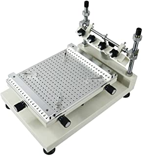 300x400mm 3040 Manual Solder Paste Stencil Printer-SMT PCB Printing Machine