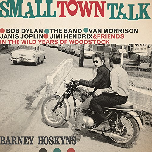 Small Town Talk audiobook cover art