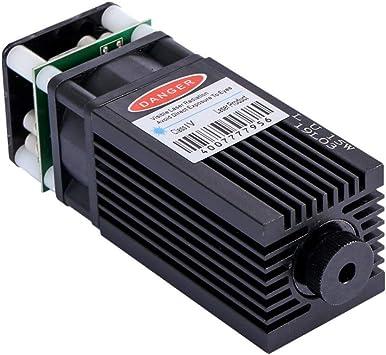 7W ORTUR Laser Unit 7W Laser Module Adjustable Focus PWM Mode for Desktop Engraving Machine
