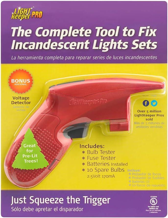 Ulta Lit Light Keeper PRO 01201 The Complete Tool for Fixing Miniature Light Sets