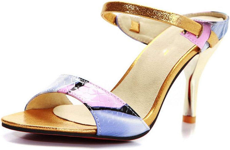 Fairly Quality high Heel Fashion Dress Sexy shoes Platform Pumps P13799, bluee,9