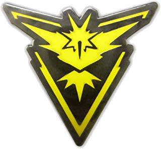 PokemonGo Pins Mystic Instinct Valor Badges-Articuno Moltres Zapdos Team Pins
