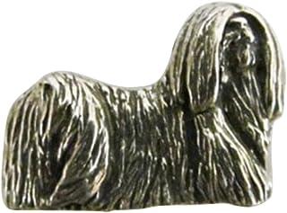 Creative Pewter Designs Poodle - Perno estándar, D142