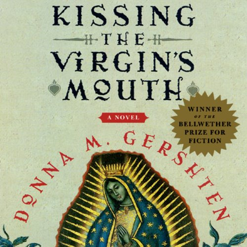 Kissing the Virgin's Mouth cover art