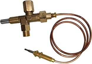 NAMKYUN Gas Brooder Heater Parts LPG Push Control Valve M121 with thermocouple 600mm Whole Set