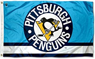 Wincraft Pittsburgh Penguins Vintage Logo Flag and Banner