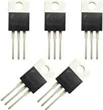N-Channel Power Mosfet - 30A 60V P30N06LE RFP30N06LE TO-220 ESD Rated Pack of 5