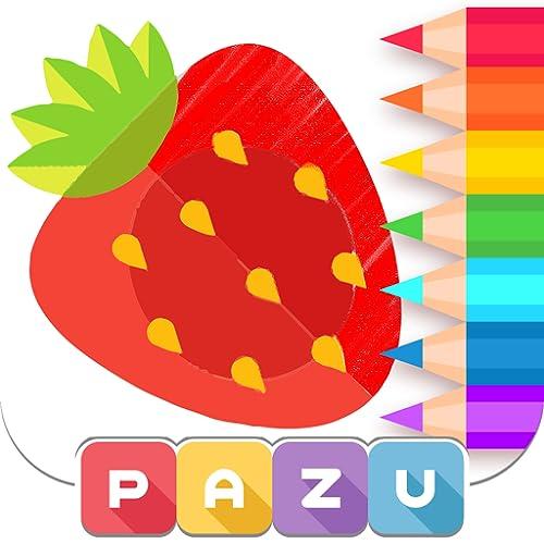 Jeux de coloriage - pages de peinture pour enfants