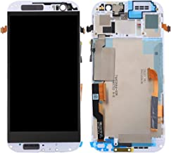 Phone Replacement Parts LCD Screen + Touch Screen with Frame Compatible with HTC One M8 Dual SIM