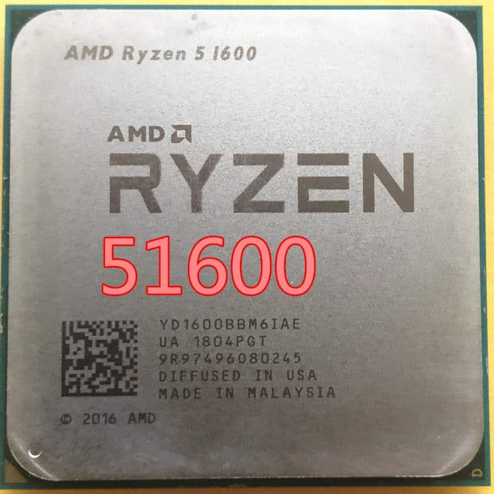 AMD Ryzen 5 1600 Processor 3.2GHz 65W Thread R5 Over item handling ☆ Twelve Max 90% OFF Six-Core