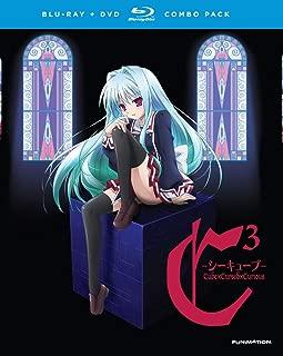 C3 Complete Series + OVA Blu-ray/DVD