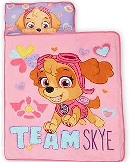 Nickelodeon Paw Patrol Skye Kids Nap Mat with Blanket