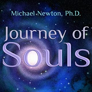 Journey of Souls audiobook cover art