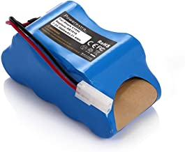 shark rechargeable sweeper battery