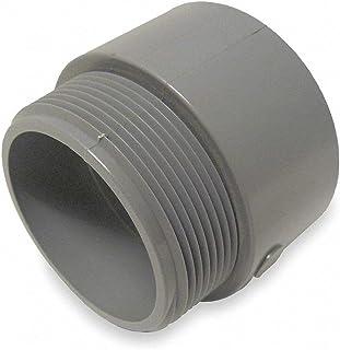 Male Adapter, 2-1/2 In Conduit, PVC