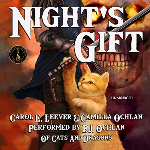Night's Gift audiobook cover art
