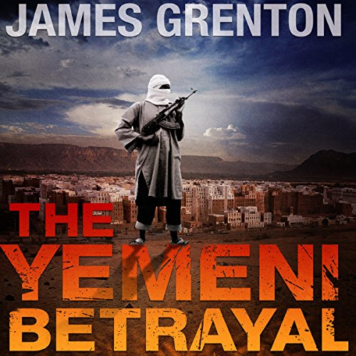 The Yemeni Betrayal audiobook cover art