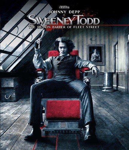 Sweeney Todd / [Blu-ray]