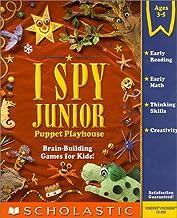 I Spy Junior:  Puppet Playhouse - PC/Mac