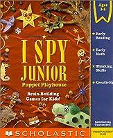 I Spy Junior: Puppet Playhouse (輸入版)