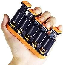 تدريب قوة قوة الجيتار لتقوية الأصابع قبضة اليد لتدريب القوة للرياضيين الموسيقيون برتقالي