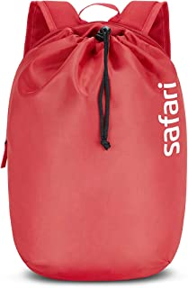 SAFARI 15 Ltrs Cherry Red Casual/School/College Backpack (DAYPACKNEO15CBCRE)