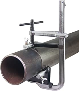 Strong Hand Tools, Pipe Fit-Up Clamp, Pipe Welding Alignment Tools (Pipe Diameter Capacity: 2″ ~ 4″ (50~100 mm))