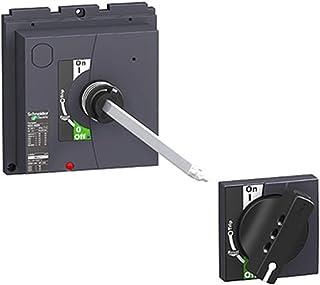 شنايدر تطويلة مقبض دوار -أسود - يستخدم ل أن اس أكس من 100 إلى 250