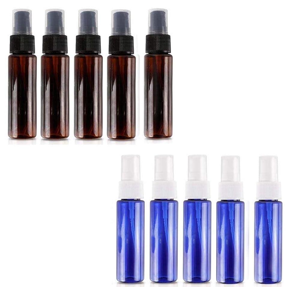 繁殖変更オーバーヘッドViffly スプレーボトル 12本セット 詰替ボトル 透明 空容器 霧吹き 30ml (タイプ1)