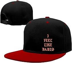 Enghuaquj I Feel Like Pablo Hiphop Baseball Cap Hat