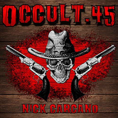Occult .45 audiobook cover art