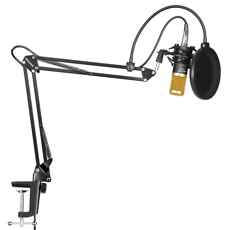 Neewer Professional Broadcasting Microphone Adjustable