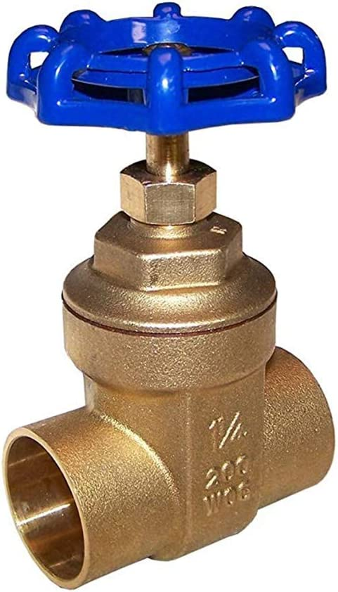Thrifco Plumbing 6418018 2 Inch Cheap 5 ☆ very popular mail order shopping C Lead X Valve No Gate